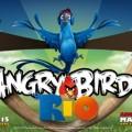 Angry Birds Rio Announced