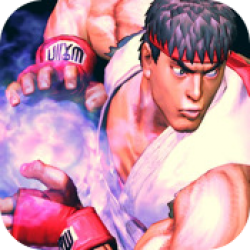 Street Fighter IV Knocks Out Angry Birds