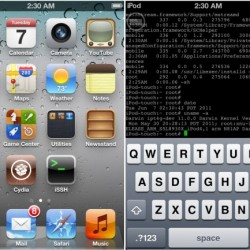 iOS 5 Jailbroken Before Release