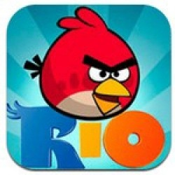 "Angry Birds Rio ""Airfield Chase"" Update Released"