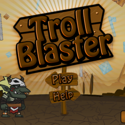 eMobiSoft Launches Physics Strategy Game Troll Blaster for iOS