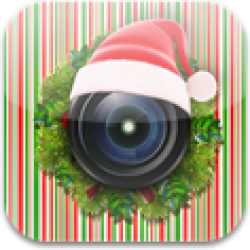 Celebrate this holiday season with Christmas PicFX App for iPhone