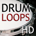 Drum Loops HD 1.3, a real drummer for your iPad or iPhone in 8 styles